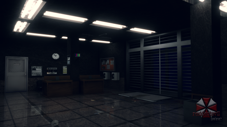 RE1.5 RPD Station by RafaX564