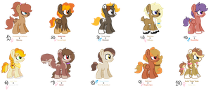 OC Shipping Adopts 1 : CLOSED by zafara1222