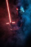 Kylo Ren by adenry