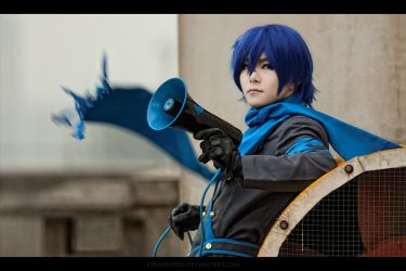 Love is War - Kaito by kirawinter