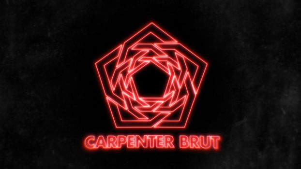 Carpenter Brut Wallpaper by Jonnathon