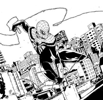 Superior Spider-man Team-Up Special 1 is out today by TheWoodenKing
