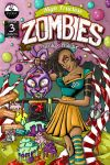 High Fructose Zombies Issue 3 Cover by spulunk