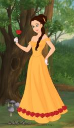 May As Belle by endergirl105