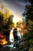 Avalon Falls by booster84