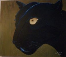 10 Year Panther by maggiemaelately