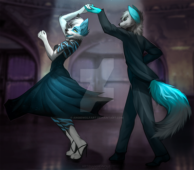 dance with me by DemonSoulk