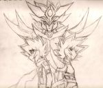 Arc-V Oc: Evolution and Growth of Evil by NeonNeoz