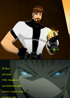 Ben 10k has a stalker! by imyouknowwho