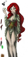 Persephone Color WIP 2013 by BorderTownDirector