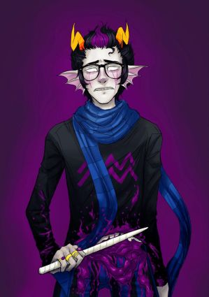 Eridan X Trollreader What Have You Done By Vincebae On Deviantart