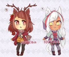 ::Adopts:: Winter Babies 2 - Auction Closed by K0USEKI
