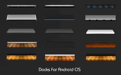 Docks For Android OS by dongbear