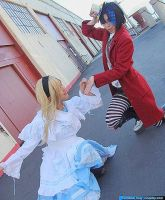 Alice in Wonderland:Ouran? by mochi-snack
