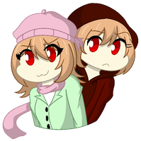 Clover And Cole by BirbyBirb