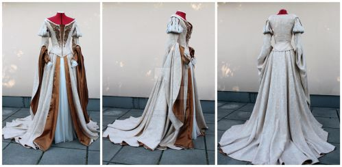 Princess Alatiel dress by lady-narven