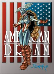 AMERICAN DREAM-color02 by jorgebreak