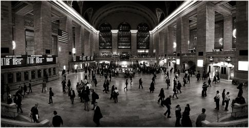Grand Central by crunklen