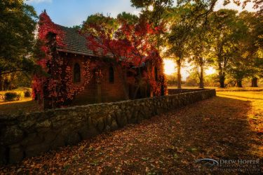 Holy Autumn Morning by DrewHopper