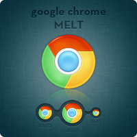 Google Chrome - MELT by DzaDze