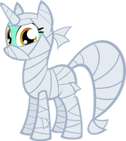 Mummy Lyra by KalleFlaxx