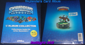 Skylanders Official Card Album / Folder by RadSpyro