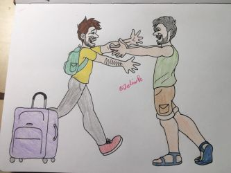 Septiplier Week: Day 6 by Jelixpo