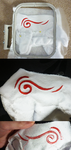HOW TO: Embroider textured fabrics by CyanFox3