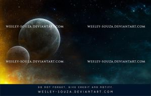 Space Premade Stock by Wesley-Souza