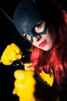 Batgirl by winged--icarus