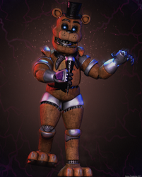 Advanced Freddy by GamesProduction