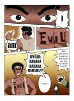 He is EVIL by Idonthaveanynickname