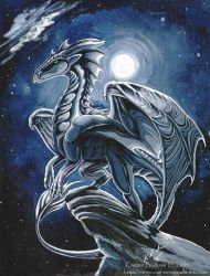 Dragon's Moon-Final version by silvermoonnw