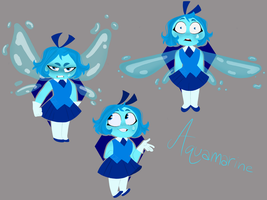 Aquamarine SU by Glowingcandies