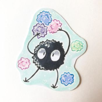 Soot Sprite by Crystal1031Wolf