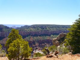 Grand-Canyon-Observation-Place by Trisaw1