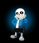 Undertale - Sans by SagaSage