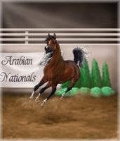 Arabian Nationals Liberty by ReQuay