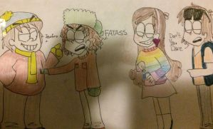 How Cartman and Kyle fell in love by disneyfan056