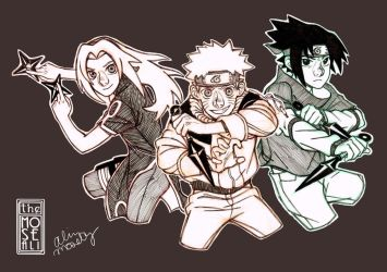 Team Seven by TheMoseali