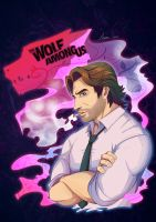 The Wolf Among Us (Version 2) by iszac87