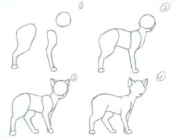 How to draw a cat Part 1. by Apothocareon