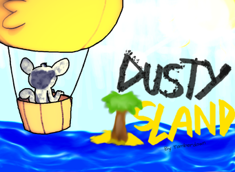 [NEW] Dusty Island cover by Redknightarts