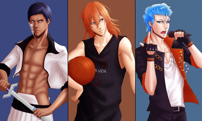 R: Suwabe Characters! by DivineImmortality