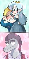 SVTFOE.- It was Toffee, but I married your dad... by yusunaby