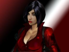 Ada Wong - Resident evil by xkalipso
