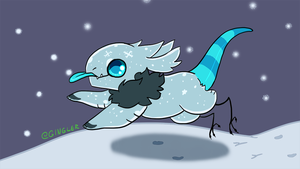 snowie smol baby by Gingler