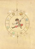 Astrolabe Zuko by johannamation