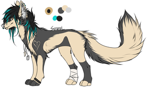 Canine Adopt 1 CLOSED by sarastallet99