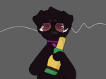 Tipsy Pup by Eternaspirit263
